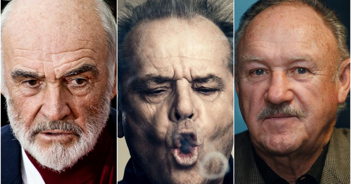 Tamaos que importan: 20 actores de Hollywood